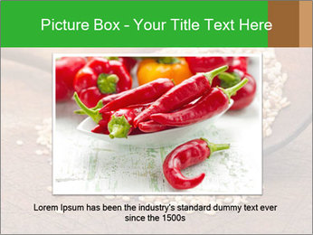 Organic natural PowerPoint Template - Slide 15