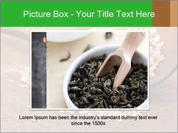 Organic natural PowerPoint Template - Slide 16