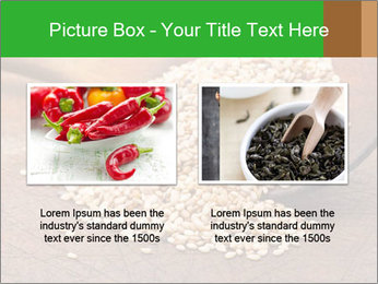 Organic natural PowerPoint Template - Slide 18