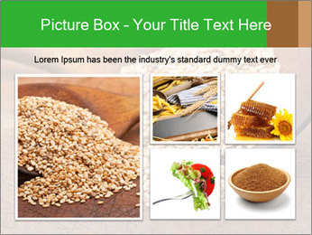 Organic natural PowerPoint Template - Slide 19
