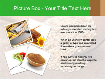 Organic natural PowerPoint Template - Slide 23