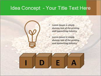 Organic natural PowerPoint Template - Slide 80