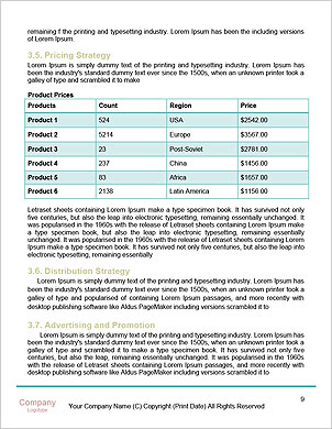 0000092301 Word Template - Page 9