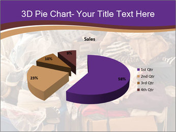 Pile of misc items PowerPoint Template - Slide 35