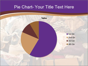 Pile of misc items PowerPoint Template - Slide 36
