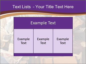 Pile of misc items PowerPoint Template - Slide 59