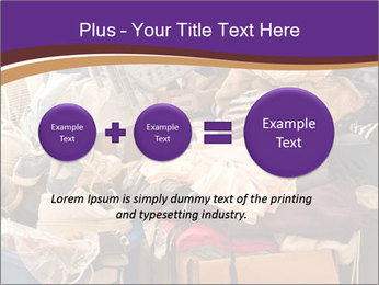 Pile of misc items PowerPoint Template - Slide 75