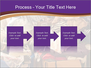 Pile of misc items PowerPoint Template - Slide 88