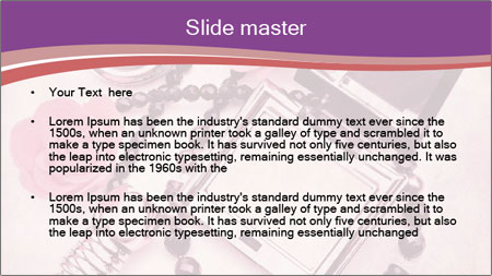 Powder-box PowerPoint Template - Slide 2
