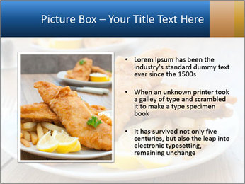 Fish PowerPoint Template - Slide 13