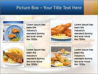 Fish PowerPoint Template - Slide 14