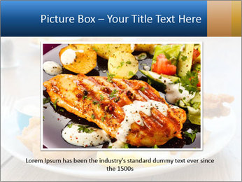 Fish PowerPoint Template - Slide 16