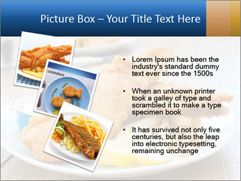 Fish PowerPoint Template - Slide 17