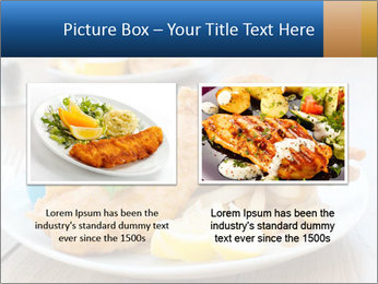 Fish PowerPoint Template - Slide 18