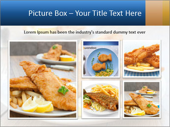Fish PowerPoint Template - Slide 19