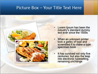 Fish PowerPoint Template - Slide 20