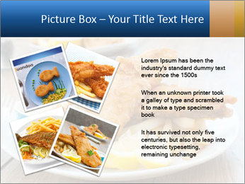 Fish PowerPoint Template - Slide 23