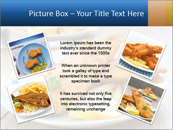 Fish PowerPoint Template - Slide 24