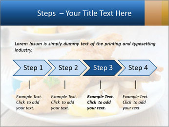Fish PowerPoint Template - Slide 4
