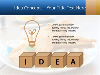 Fish PowerPoint Template - Slide 80