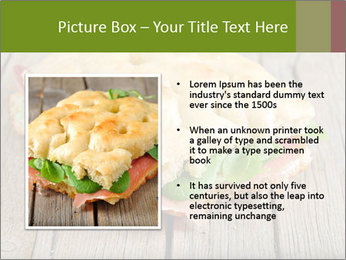 Focaccia PowerPoint Template - Slide 13
