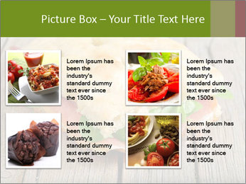 Focaccia PowerPoint Template - Slide 14