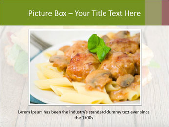 Focaccia PowerPoint Template - Slide 15
