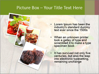 Focaccia PowerPoint Template - Slide 17