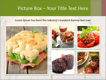 Focaccia PowerPoint Template - Slide 19