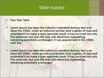 Focaccia PowerPoint Template - Slide 2