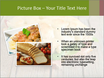 Focaccia PowerPoint Template - Slide 20