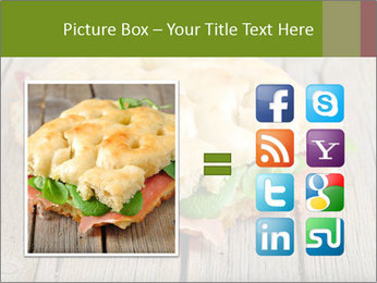 Focaccia PowerPoint Template - Slide 21