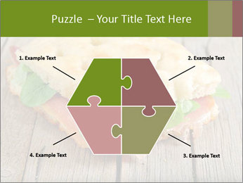 Focaccia PowerPoint Template - Slide 40