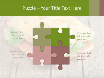 Focaccia PowerPoint Template - Slide 43