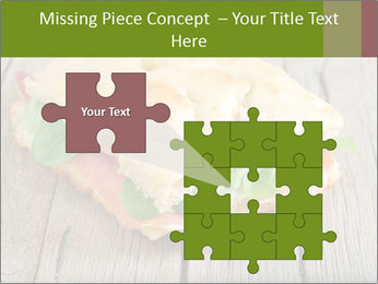 Focaccia PowerPoint Template - Slide 45