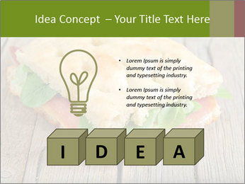 Focaccia PowerPoint Template - Slide 80