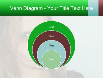 Young girl teenager PowerPoint Templates - Slide 34