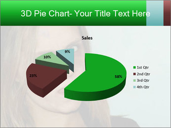 Young girl teenager PowerPoint Templates - Slide 35
