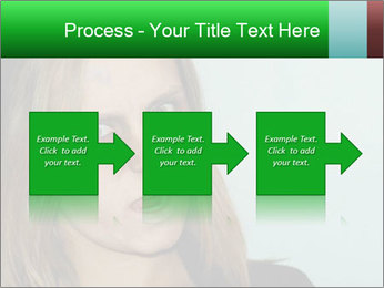 Young girl teenager PowerPoint Templates - Slide 88