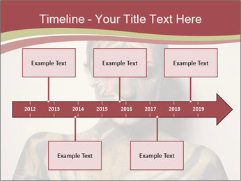 Sexy tiger PowerPoint Template - Slide 28