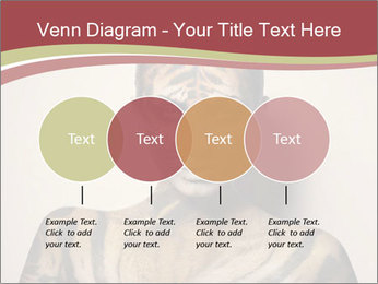 Sexy tiger PowerPoint Template - Slide 32