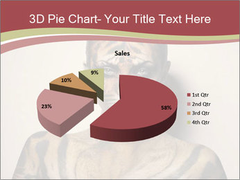 Sexy tiger PowerPoint Template - Slide 35