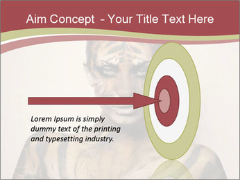 Sexy tiger PowerPoint Template - Slide 83