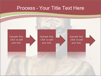 Sexy tiger PowerPoint Template - Slide 88