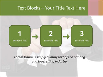 Angry businessman PowerPoint Template - Slide 71