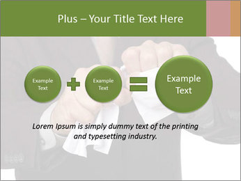 Angry businessman PowerPoint Template - Slide 75