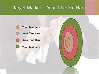 Angry businessman PowerPoint Template - Slide 84