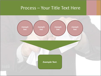 Angry businessman PowerPoint Template - Slide 93