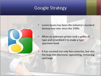 Female lawyer PowerPoint Template - Slide 10