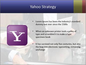 Female lawyer PowerPoint Template - Slide 11
